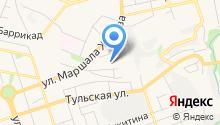 Айкикай на карте