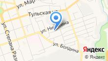TONUSCENTR на карте