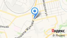 Авто Русь на карте