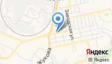 Юридический полицейский колледж на карте