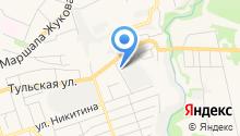 Kaluga Plaza на карте