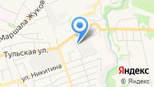 Kuzoff на карте