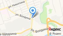 """""""Трансфер"""" - Автотранспортное предприятие  на карте"""