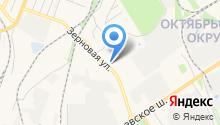 Калуга-Авто на карте