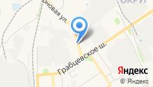 Авторынок на Зерновой на карте
