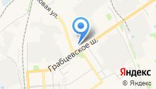 Союз-газ на карте