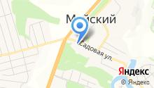 У Ярослава на карте