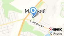 Визави на карте