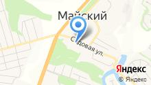 Магазин мясных изделий на карте