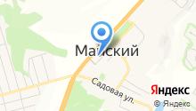 Белгородский государственный аграрный университет им. В.Я. Горина на карте