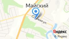Радуга+ на карте