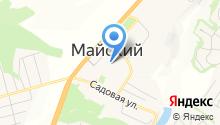 Администрация Майского сельского поселения на карте