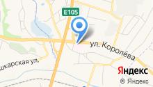 Белгородская центральная районная больница на карте
