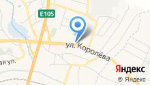 Славянка, ЗАО на карте