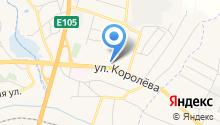 Администрация сельского поселения Стрелецкое на карте