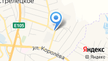 Стрелецкий ветеринарный госпиталь на карте
