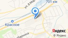 BRC gas service на карте