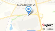 Эдвансд Фармасьютикалс на карте