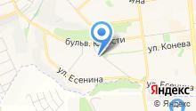 ARISTON на карте