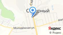 Администрация городского поселения Северный на карте