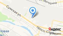 SOSBAG на карте