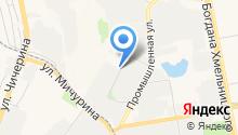 Geoxp на карте