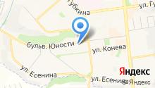 REFORMA на карте