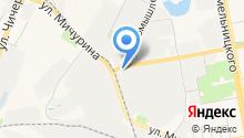 ITN System на карте