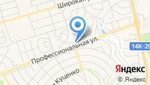Альта-профиль на карте