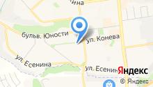 SoftArt на карте