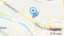 Goncharoff на карте