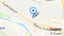 SalonDecora на карте