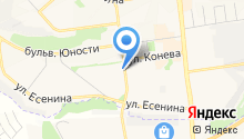 Expert Professional на карте