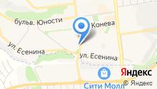 Rootservice на карте