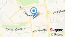 Ok на карте