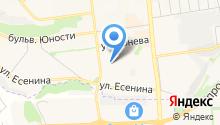 BeerЁza на карте