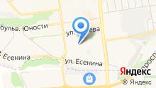 StartJunior на карте