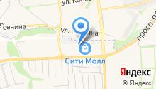 NOGIvRUKI на карте