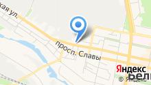 KICK-DOWN на карте