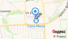 La Terrazza Burger & Pizza на карте