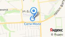 Ямаки на карте