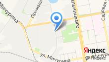 Ledreklama31.ru на карте