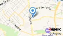 Belmama.ru на карте
