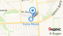Attirance на карте
