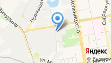 Bellcd.ru на карте