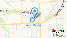 Samura на карте