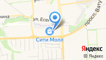 GQ Style на карте