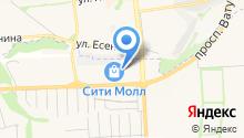 RENE на карте