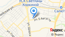 Quickcut на карте