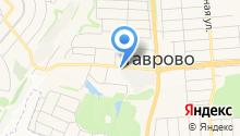 ТАОДЕНТ на карте
